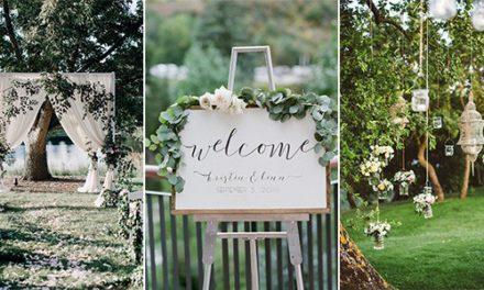 Mi mindent lehet virággal díszíteni? Ilyen virágdekorációkból tervezz az esküvőre.